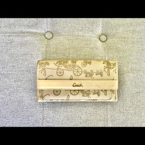 COACH Carriage Wallet